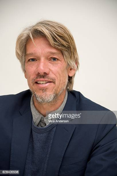 Director Stephen Gaghan at the Gold Press Conference at the Four Seasons Hotel on December 5 2016 in Beverly Hills California