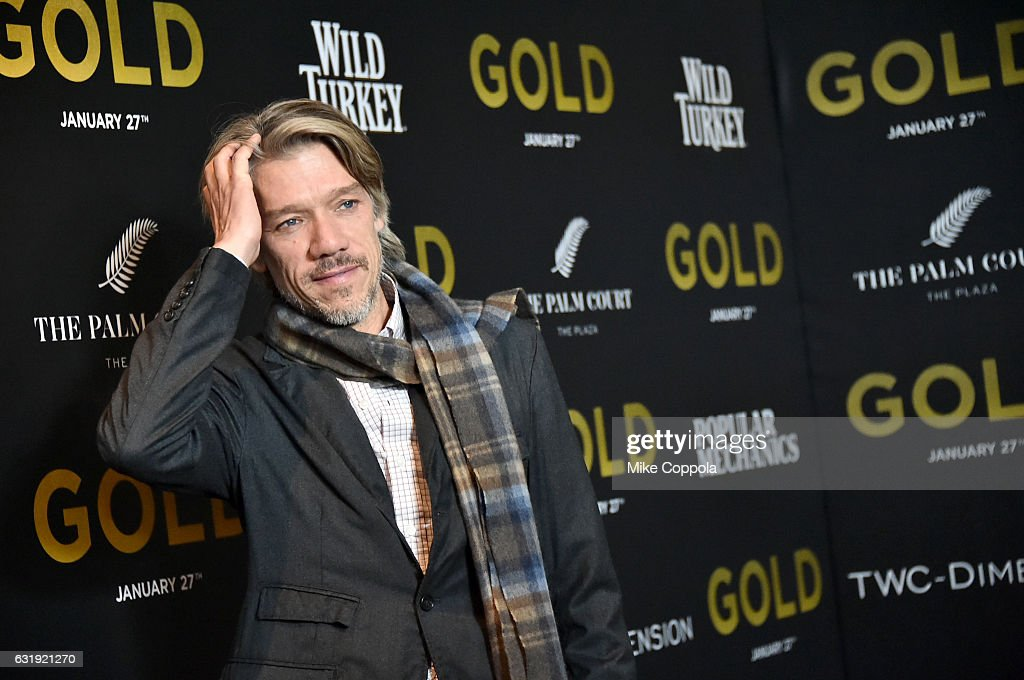 Director Stephen Gaghan attends The World Premiere of 'Gold' hosted by TWC - Dimension with Popular Mechanics, The Palm Court & Wild Turkey Bourbon at AMC Loews Lincoln Square 13 theater on January 17, 2017 in New York City.