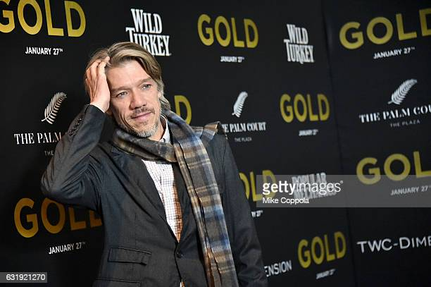 Director Stephen Gaghan attends The World Premiere of 'Gold' hosted by TWC Dimension with Popular Mechanics The Palm Court Wild Turkey Bourbon at AMC...