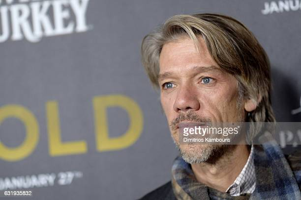 Director Stephen Gaghan attends The World Premiere of Gold hosted by TWC Dimension with Popular Mechanics The Palm Court Wild Turkey Bourbon at AMC...