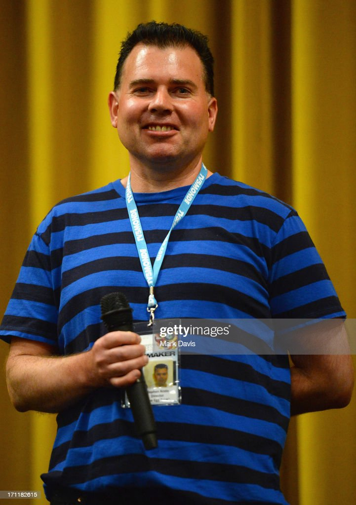 Director Stephen Kroto attends the 2013 Palm Springs ShortFest 'Shooting Stars' Screening held at the Camelot theater on June 21, 2013 in Palm Springs, California.