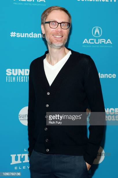 Director Stephen Merchant attends the Surprise Screening Of Fighting With My Family during the 2019 Sundance Film Festival at The Ray on January 28...