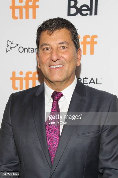 Director Stephen S Campanelli attends the 'Indian Horse' premiere during the 2017 Toronto International Film Festival at TIFF Bell Lightbox on...