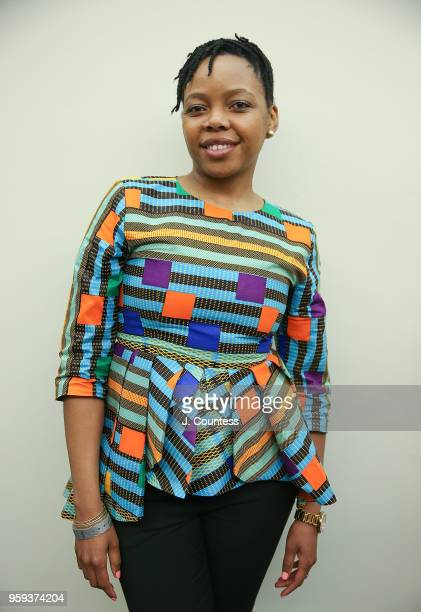 Director Stephina Zwane attends the opening night of the 25th African Film Festival at Walter Reade Theater on May 16 2018 in New York City