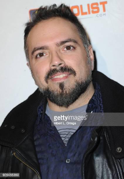 Director Steve Ayromlooi attends the INFOListcom's PreOscar Soiree and Jeff Gund Birthday Party held at Mondrian Sky Bar on February 27 2018 in West...