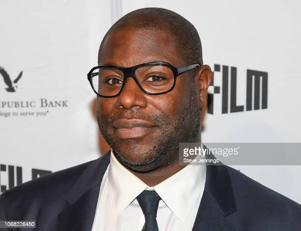 Director Steve McQueen attends the 2018 SFFILM Awards Night to recieve the Irving M. Levin Award for Film Direction at Palace Of Fine Arts Theater on...