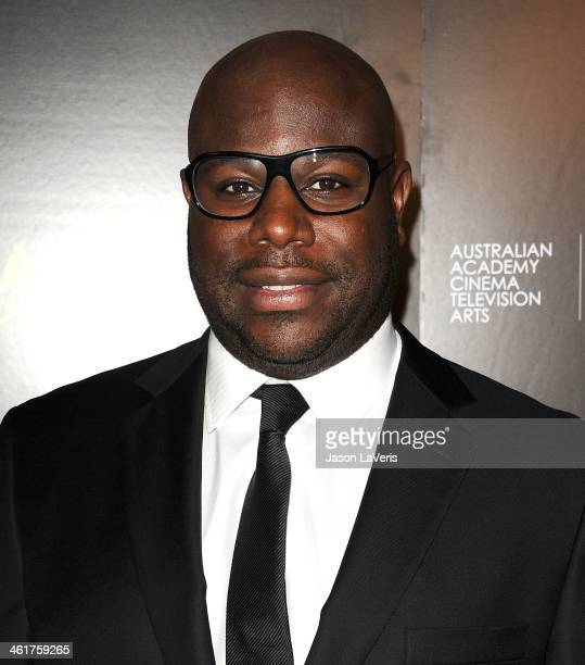 Director Steve McQueen attends the 3rd annual AACTA International Awards at Sunset Marquis Hotel & Villas on January 10, 2014 in West Hollywood,...