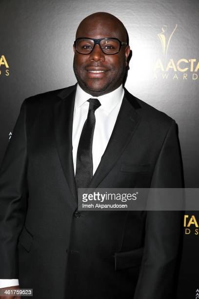 Director Steve McQueen attends the 3rd Annual Australian Academy International Awards at Sunset Marquis Hotel & Villas on January 10, 2014 in West...