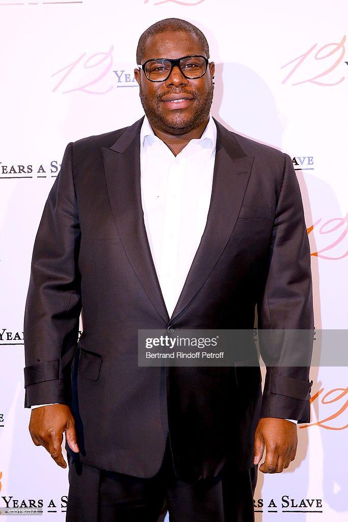 '12 Years A Slave' Paris Premiere At Cinema UGC Normandie
