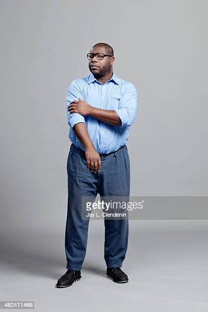 Director Steve McQueen is photographed for Los Angeles Times on December 13, 2013 in Los Angeles, California. PUBLISHED IMAGE. CREDIT MUST READ: Jay...