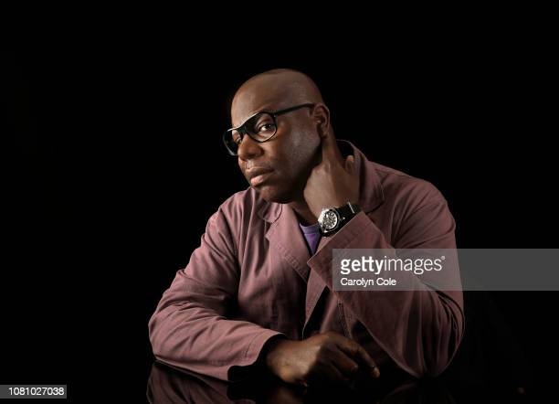 Director Steve McQueen is photographed for Los Angeles Times on October 24, 2018 in Los Angeles, California. PUBLISHED IMAGE. CREDIT MUST READ:...