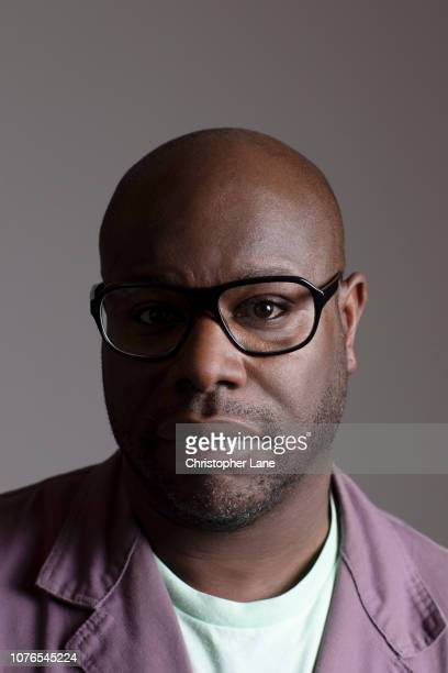 Director Steve McQueen is photographed for The Guardian Newspaper on November 9, 2018 in New York City.