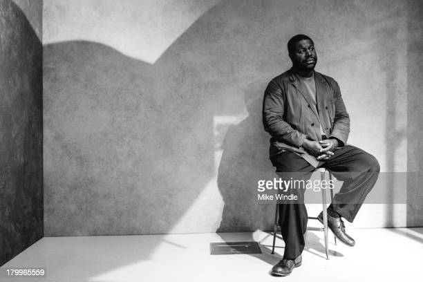 Director Steve McQueen poses for a portrait during the 2013 Toronto International Film Festival on September 7, 2013 in Toronto, Canada.