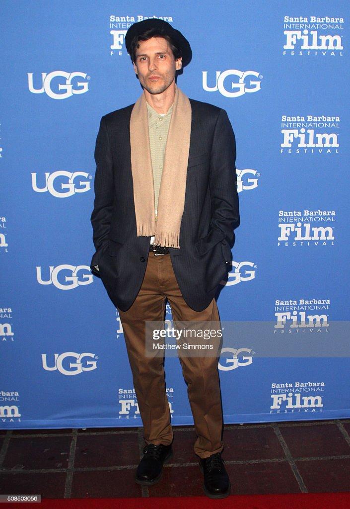 The 31st Santa Barbara International Film Festival - Maltin Modern Master: Johnny Depp : News Photo