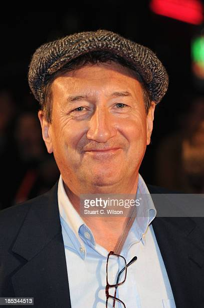Director Steven Knight attends a screening of 'Locke' during the 57th BFI London Film Festival at Odeon West End on October 18 2013 in London England