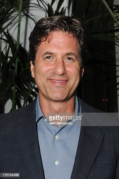 Director Steven Levitan attends Jeremy Renner's and Kristoffer Winters' celebration of the launch of Robb Report Home Style on June 6 2013 in Los...