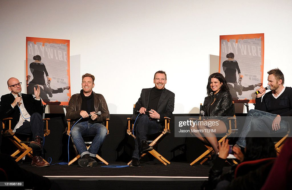 """AFI FEST 2011 Presented By Audi - Secret Screening Of """"Haywire"""" : News Photo"""