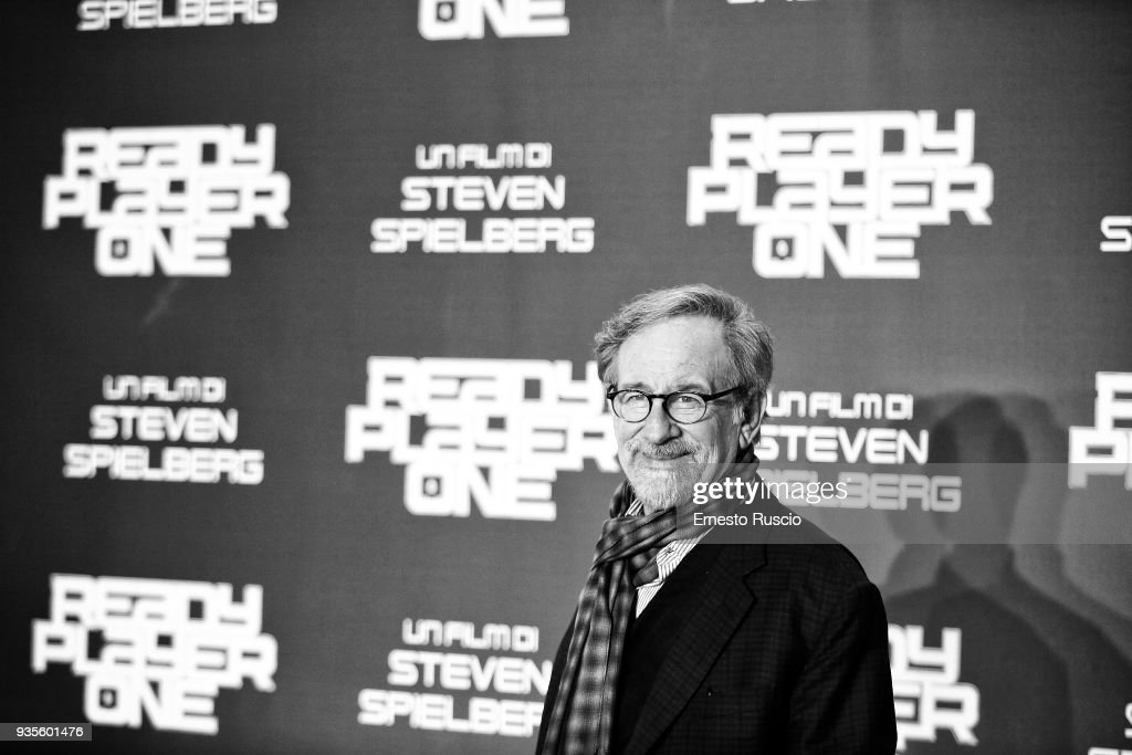 Ready Player One Photocall In Rome