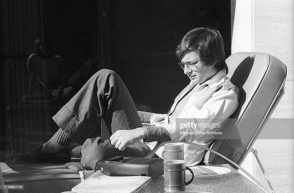 Steven Spielberg : News Photo