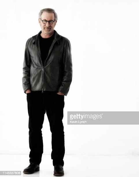 Director Steven Spielberg is photographed for DreamWorks on September 4, 2012 in New York City.