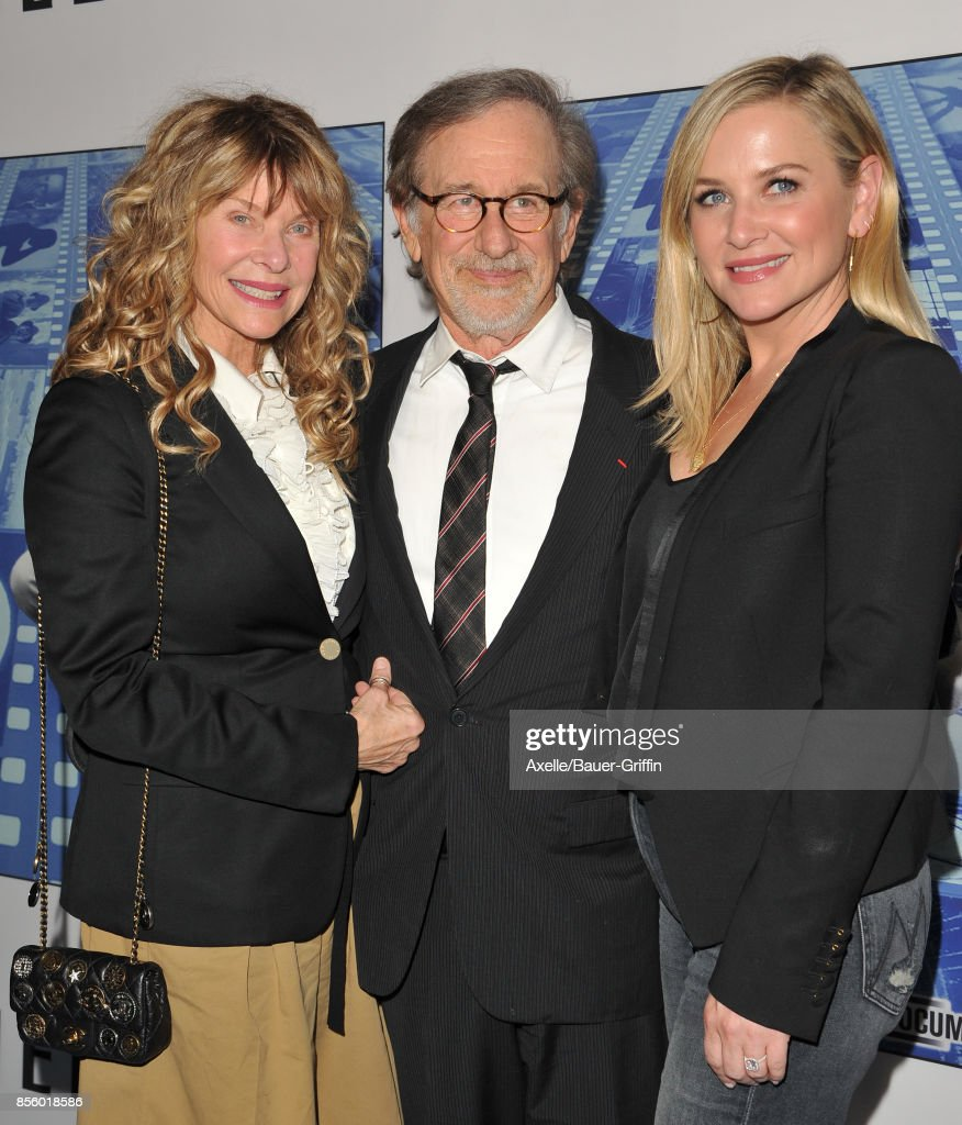"Premiere Of HBO's ""Spielberg"" - Arrivals : News Photo"