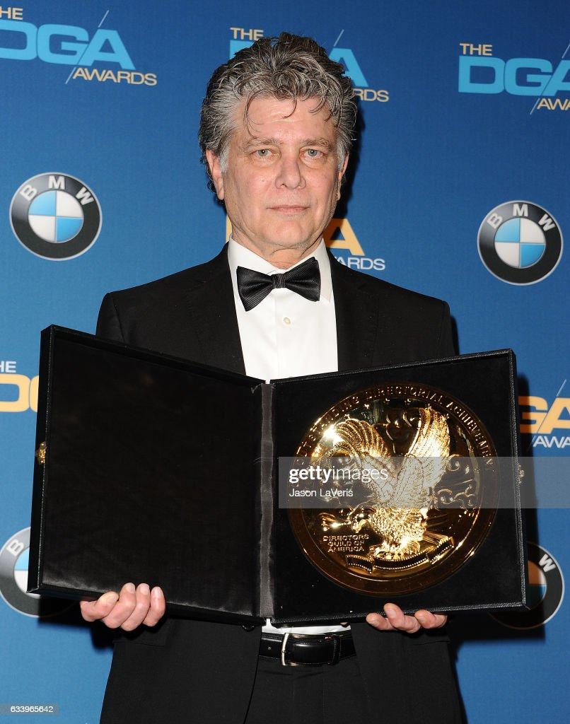 69th Annual Directors Guild Of America Awards - Press Room : News Photo