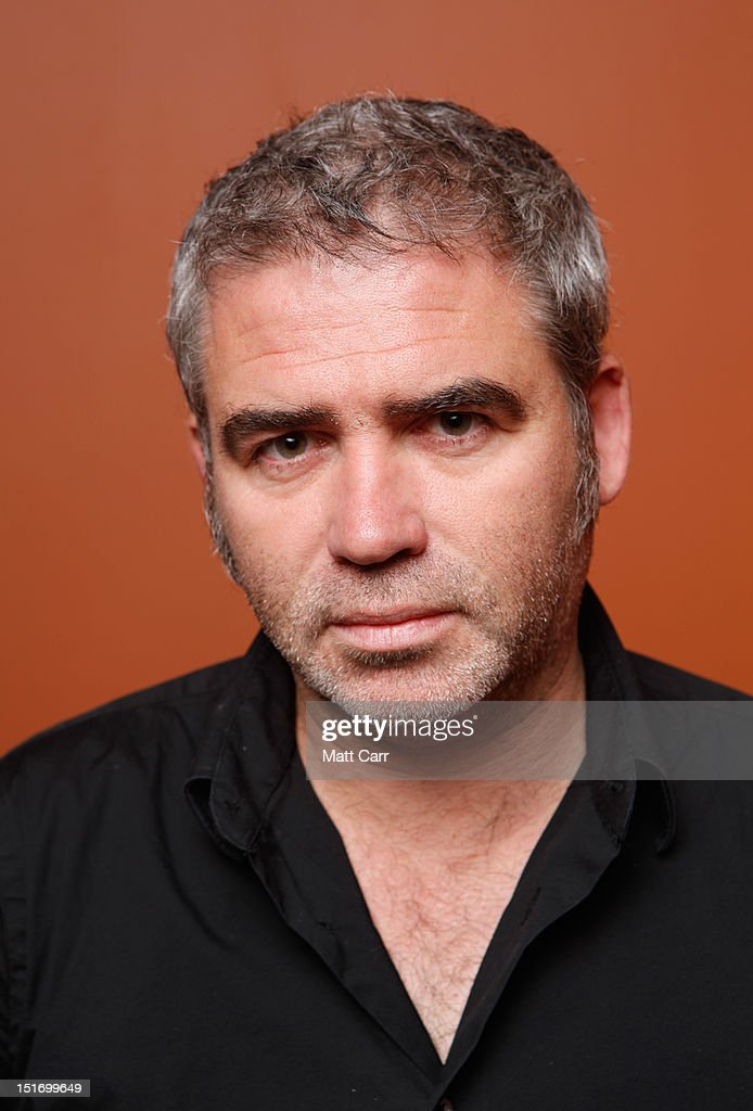 Director Stéphane Brizé of 'A Few Hours of Spring' poses at the Guess Portrait Studio during 2012 Toronto International Film Festival on September 10, 2012 in Toronto, Canada.