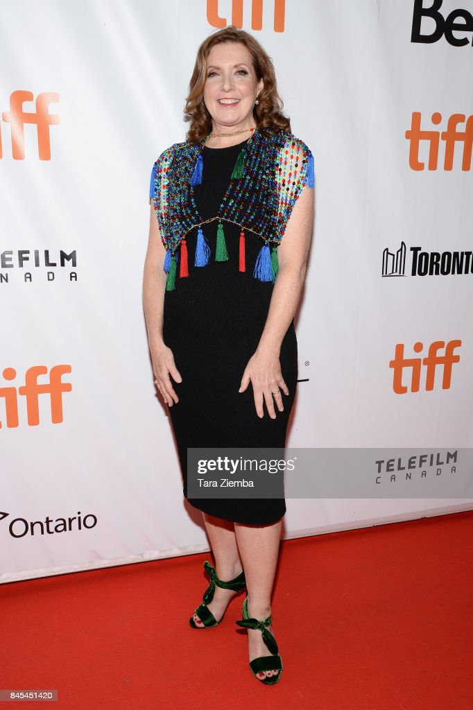 Director Susanna White attends the 'Woman Walks Ahead' premiere during the 2017 Toronto International Film Festival at Roy Thomson Hall on September 10, 2017 in Toronto, Canada.