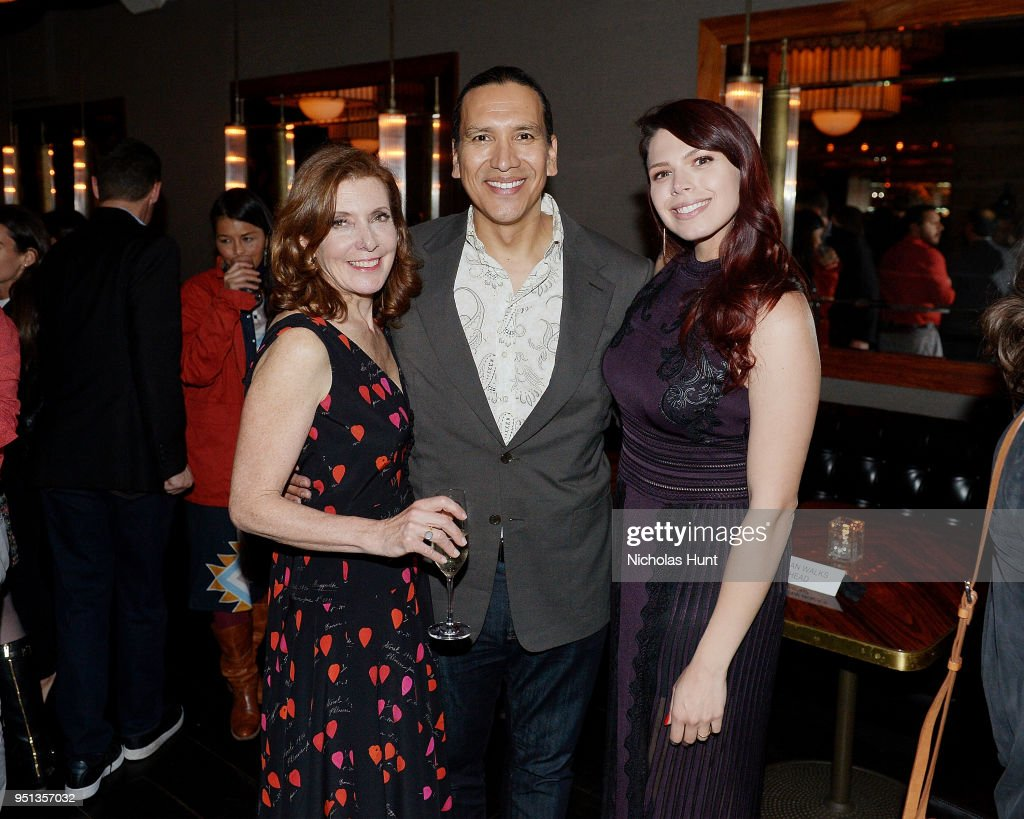 2018 Tribeca Film Festival After-Party For Woman Walks Ahead, Hosted By AT&T & Direct TV At American Cut