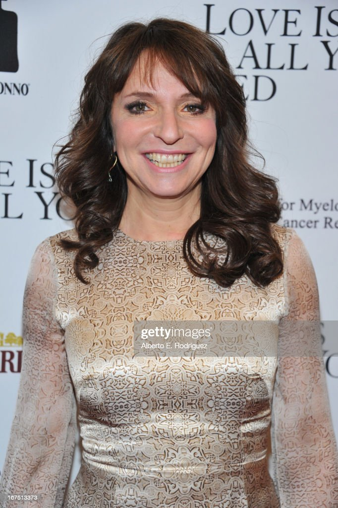 Director Susanne Bier arrives to the premiere of Sony Pictures Classics' 'Love Is All You Need' at Linwood Dunn Theater at the Pickford Center for Motion Study on April 25, 2013 in Hollywood, California.