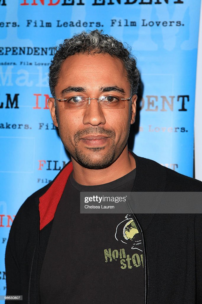 Director Sylvain White attends Film Independent's screening of 'The Losers' at the Landmark Theater on April 22, 2010 in Los Angeles, California.