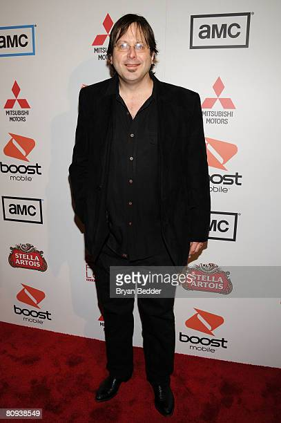 Director T Sean Shannon arrives at the premiere of Harold at the 62nd and Broadway Cinema on April 30 2008 in New York City