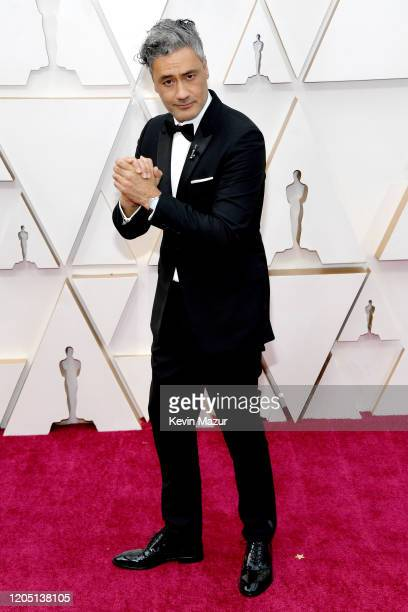Director Taika Waititi attends the 92nd Annual Academy Awards at Hollywood and Highland on February 09 2020 in Hollywood California