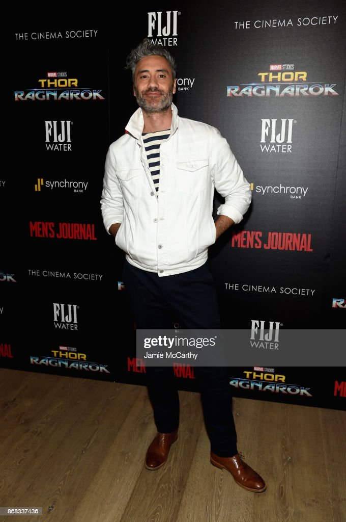 "The Cinema Society Hosts A Screening Of Marvel Studios' ""Thor: Ragnarok"" - Arrivals"