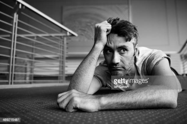 Director Taika Waititi by Photographer Ian Gavan poses during the 64th Berlinale International Film Festival at Berlinale Palast on February 13 2014...