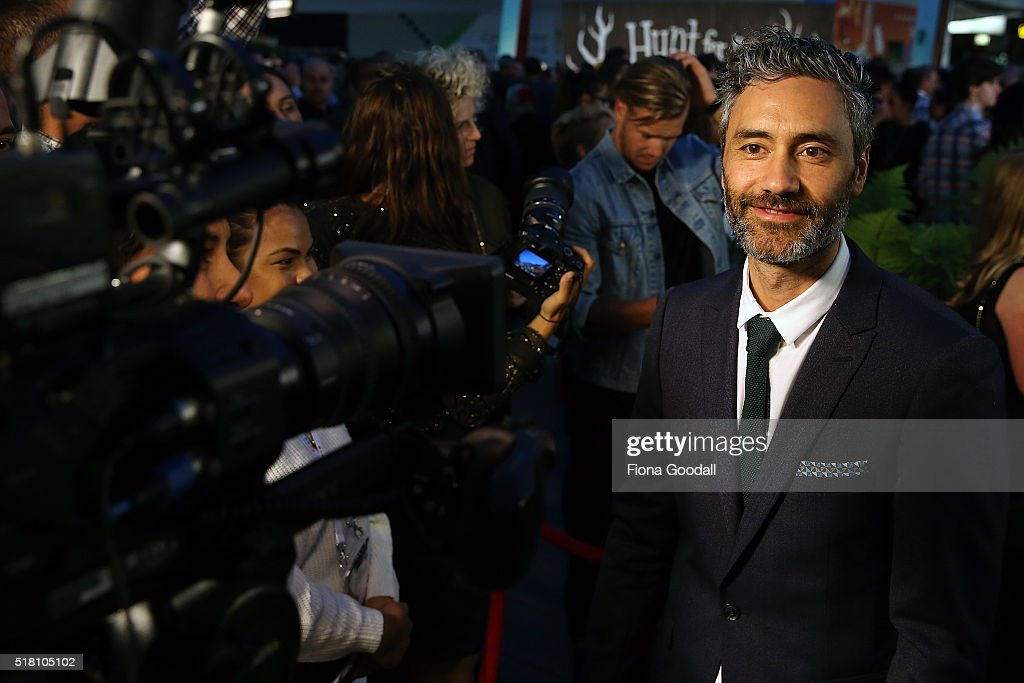 Hunt For The Wilderpeople New Zealand Premiere - Arrivals