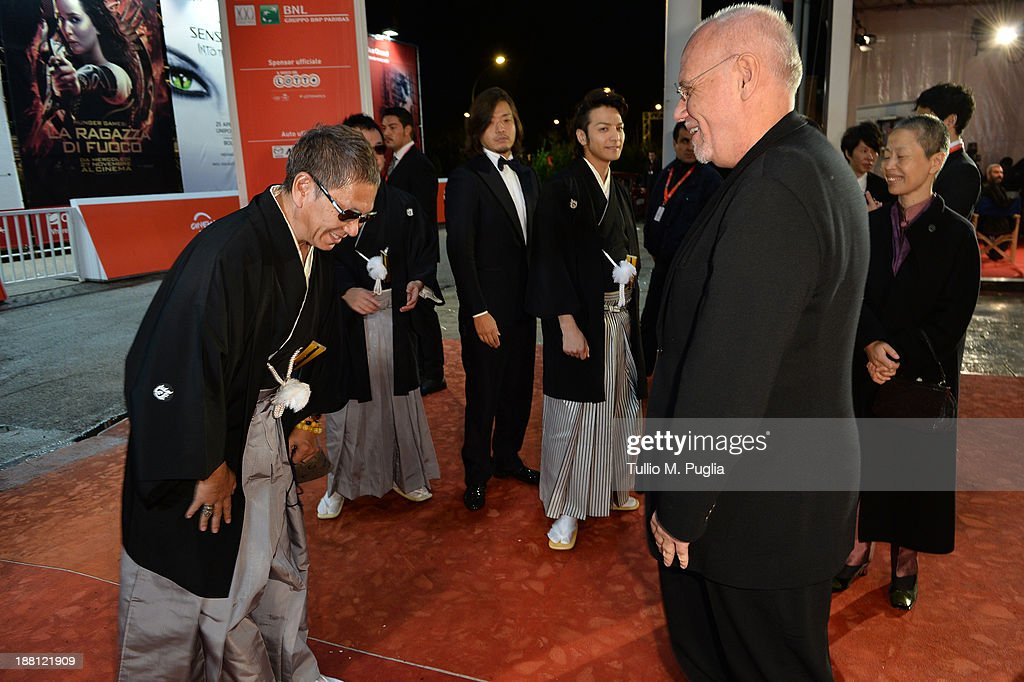'The Mole Song' Premiere - The 8th Rome Film Festival