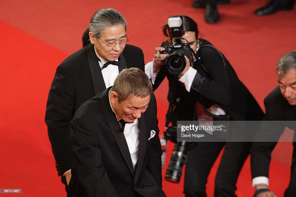 Outrage - Premiere:63rd Cannes Film Festival