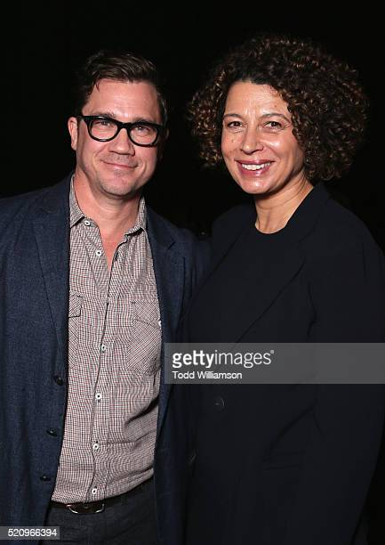 Director Tate Taylor and Universal Pictures Chairman Donna Langley attend CinemaCon 2016 as Universal Pictures Invites You to an Exclusive Product...