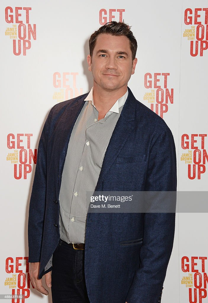 Director Tate Taylor attends a special screening of 'Get On Up' at The Ham Yard Hotel on September 14, 2014 in London, England.