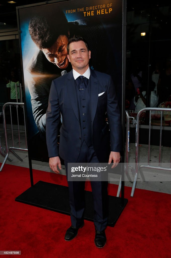 Director Tate Taylor attends the 'Get On Up' premiere at The Apollo Theater on July 21, 2014 in New York City.