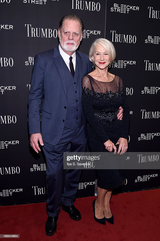 "The ""Trumbo"" New York Premiere : News Photo"