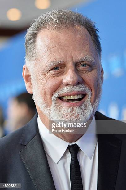 Director Taylor Hackford attends the 66th Annual Directors Guild Of America Awards held at the Hyatt Regency Century Plaza on January 25 2014 in...