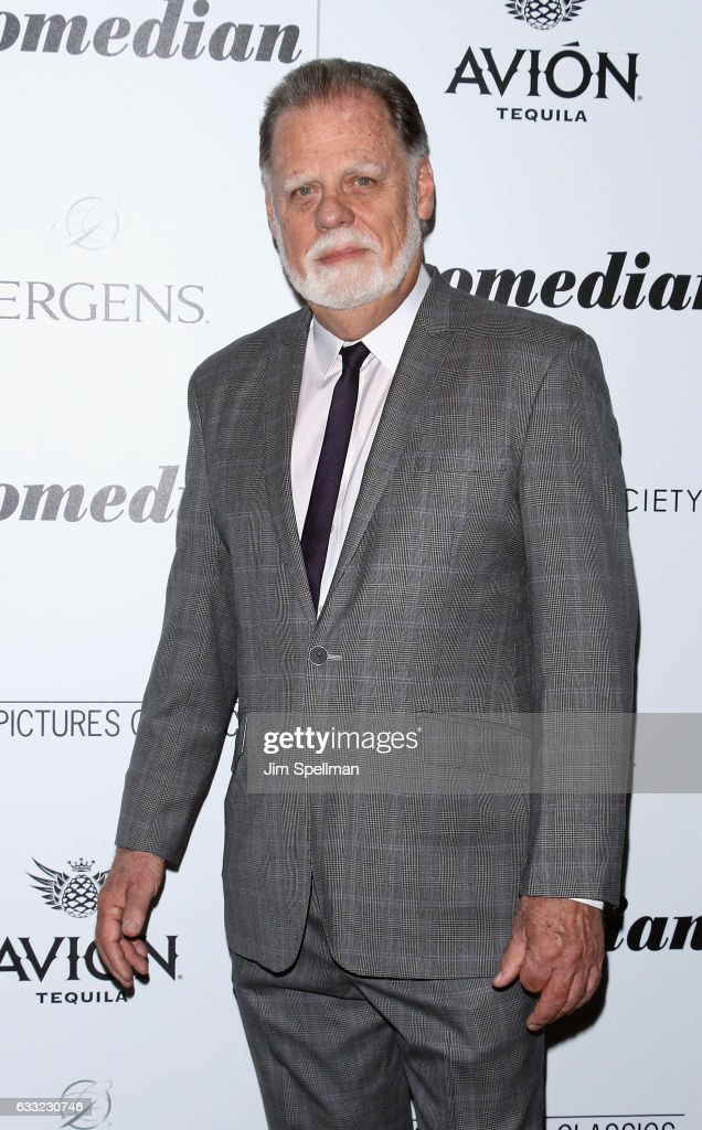 "The Cinema Society With Avion And Jergens Host A Screening Of Sony Pictures Classics' ""The Comedian"" - Arrivals"