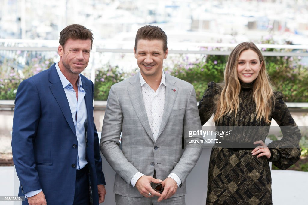 Wind River' Photocall - The 70th Annual Cannes Film Festival : Photo d'actualité