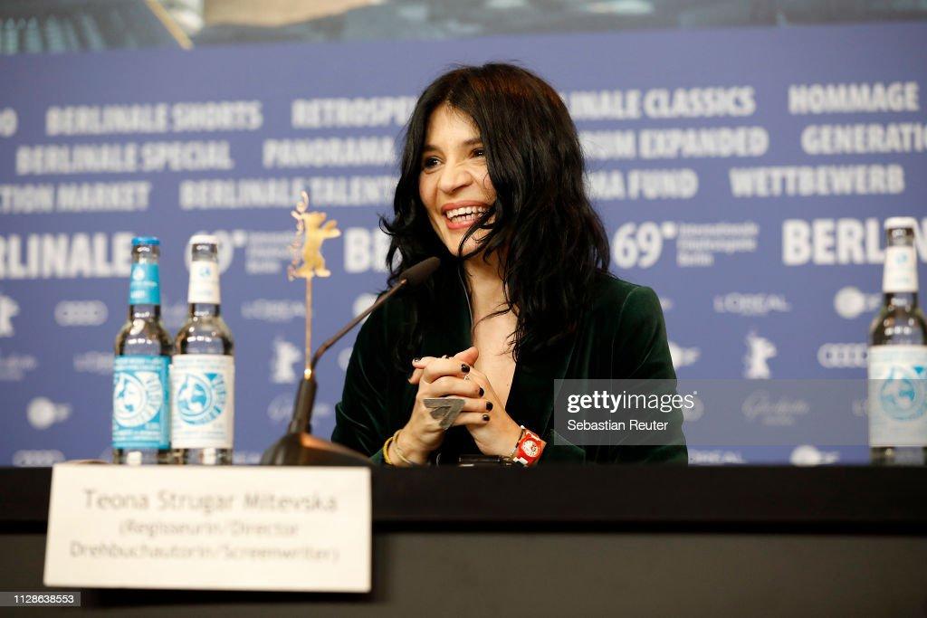 'God exists, her name is Petrunya' Press Conference - 69th Berlinale International Film Festival : Fotografia de notícias