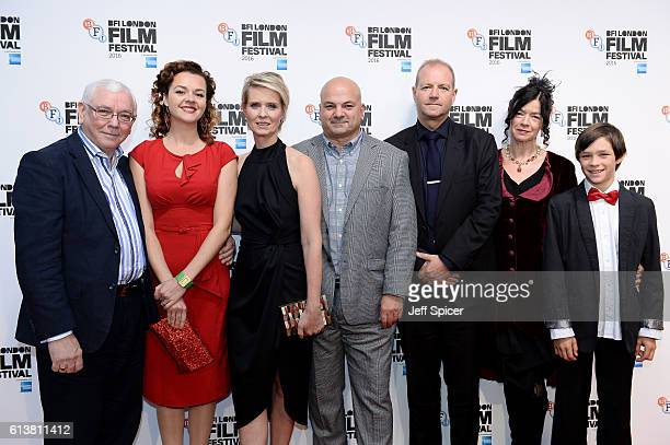 Director Terence Davies actresses Catherine Bailey Cynthia Nixon producers Sol Papadopoulos Roy Boulter Executive Producer Andrea Gibson and her son...