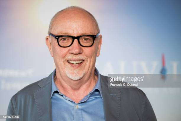 Director Terry George poses at photocall for the film 'The Promise' during the 43rd Deauville American Film Festival on September 5 2017 in Deauville...
