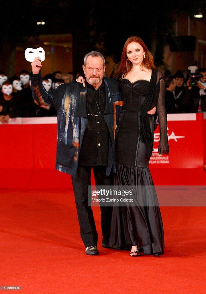 The 4th Rome Film Festival: The Imaginarium Of Doctor Parnassus Red Carpet : News Photo