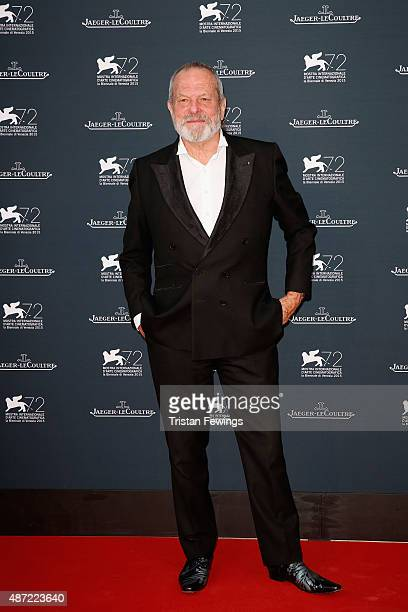 Director Terry Gilliam attends the JaegerLeCoultre gala event celebrating 10 years of partnership with La Mostra Internazionale d'Arte...